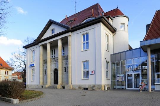 Jugendherberge Erfurt - Hochheimer Straße