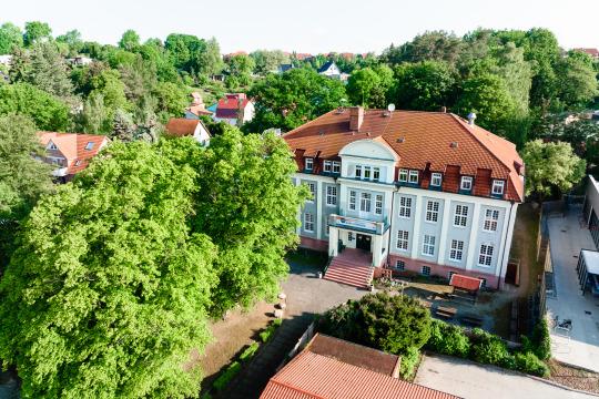 Hostel Burg Stargard