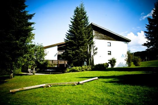 Jugendherberge Haidmühle-Frauenberg