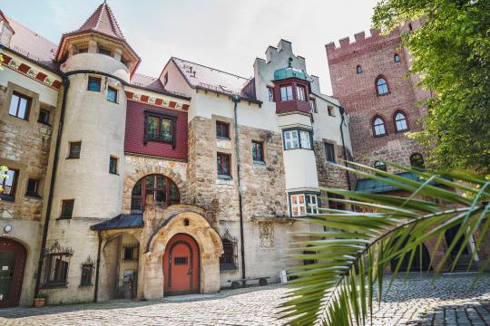 Hostel Burg Schwaneck