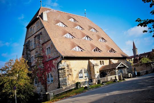 Jugendherberge Rothenburg ob der Tauber