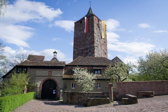 Hostel Burg Rothenfels