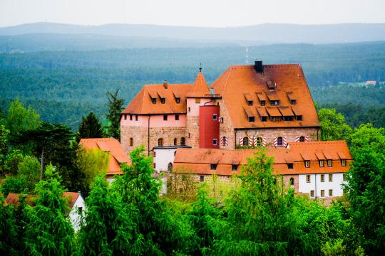 Hostel Burg Wernfels