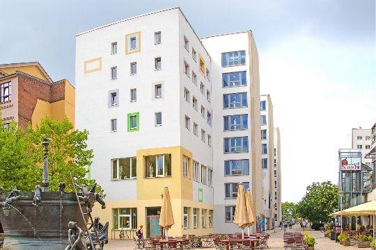 Jugendherberge Magdeburg