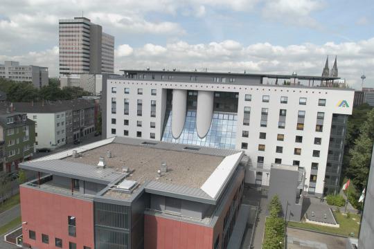 Hostel Cologne-Deutz