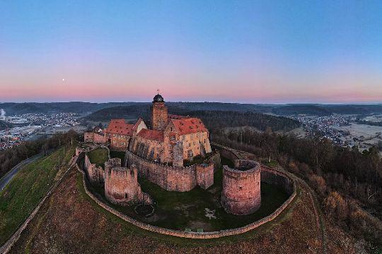 Jugendherberge Burg Breuberg