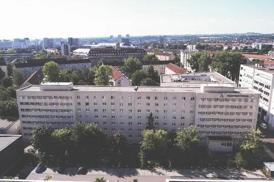 """Hostel Dresden """"Jugendgästehaus"""""""