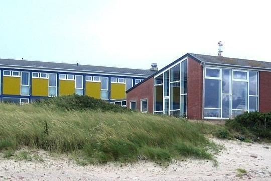 Jugendherberge Helgoland - Haus der Jugend
