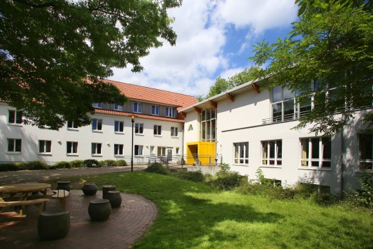 Jugendherberge Lübeck - Vor dem Burgtor