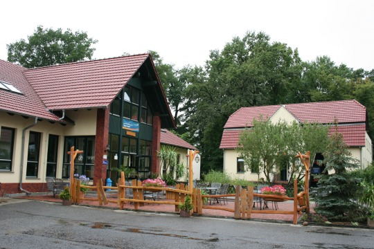 Hostel Burg (Spreewald) with campsite