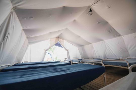 Jugendherberge Scharbeutz Jugendgruppencamp