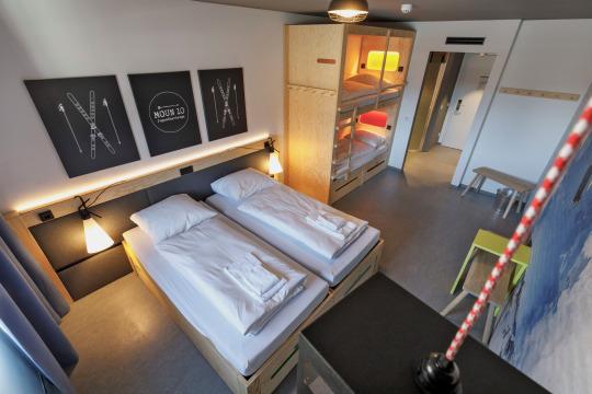 Jugendherberge moun10 Garmisch