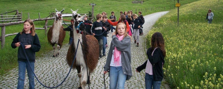 Familienurlaub Bayrischzell-Sudelfeld