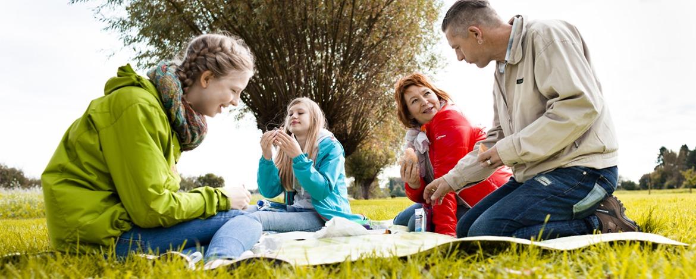 Familienurlaub Sayda