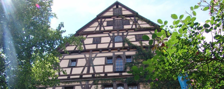 Fachwerkgebäude Dinkelsbühl