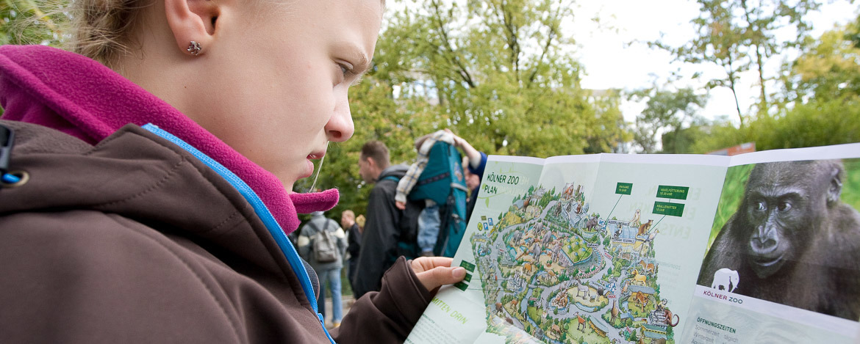 Auf Erkundung im Kölner Zoo