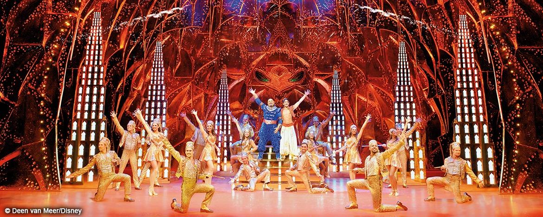 Musical Aladdin - Szenenmotiv Friend
