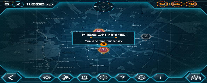Missionen lösen