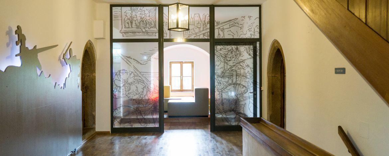 Rittergeschichten auf der Saldenburg