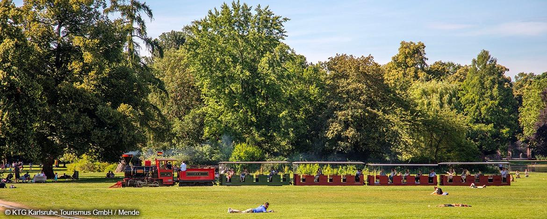 Schlossgartenbahn