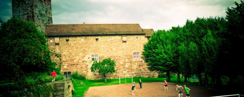 Familienurlaub Burg Rothenfels