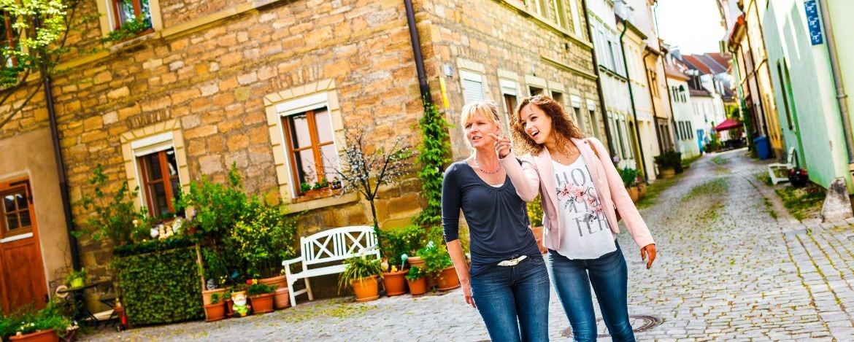 Familienurlaub in Schweinfurt