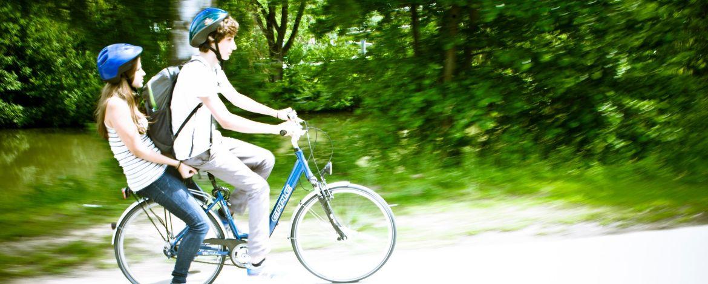 Radtour im Altmühltal