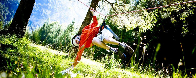 Treeclimbing und Teamtraining