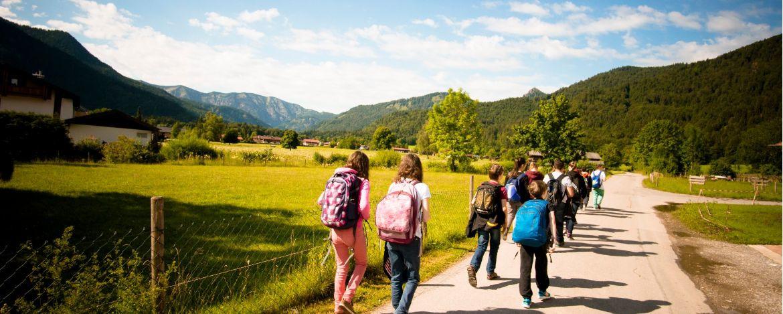 Waldbaden und Entschleunigen