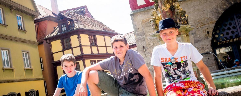 Klassenfahrt nach Donauwörth
