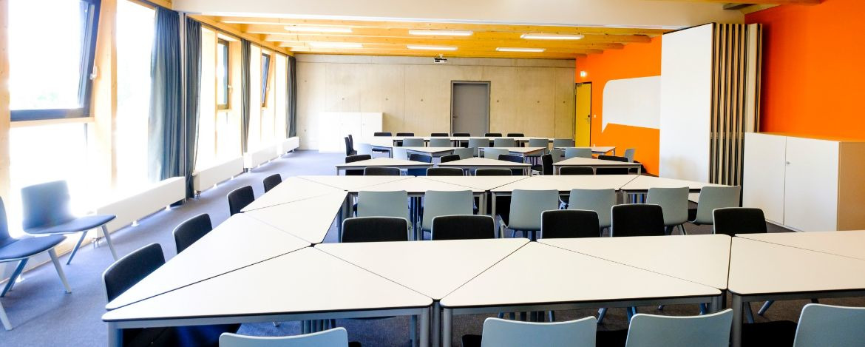 Seminarraum in der Jugendherberge Bayreuth