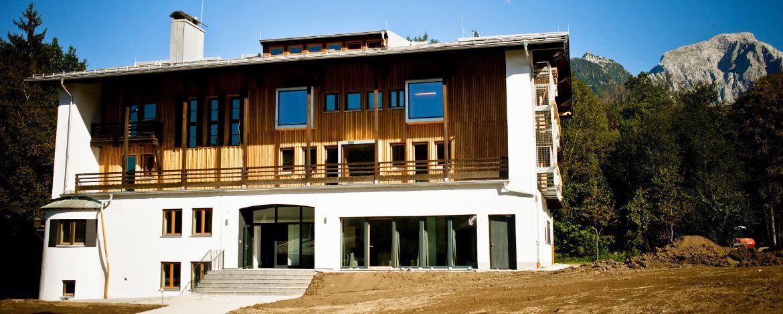Haus Untersberg, Jugendherberge Berchtesgaden