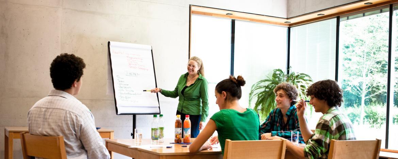 Klassenfahrt mit Schwerpunkt Berufsorientierung