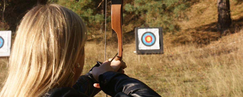 Erlebnispädagogik mit Bogenschießen