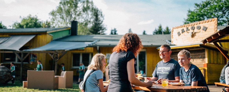 Familienurlaub in der Jugendherberge Kretzschau