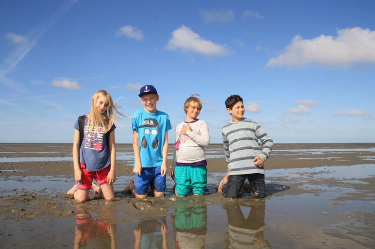 Erlebnispädagogik Teamerlebnisse auf der Insel Sylt