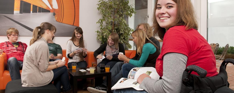 """Gruppenreisen Dresden """"Jugendgästehaus"""""""