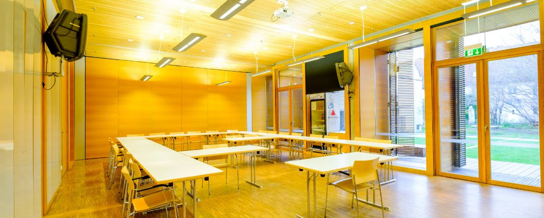 Proben Dachau im Max Mannheimer Haus