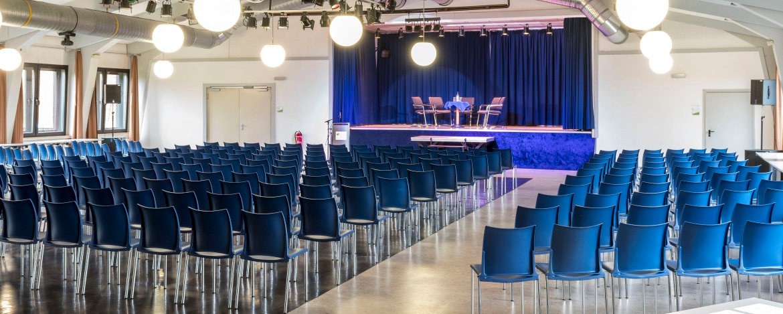 Seminarraum der Jugendherberge Neumünster