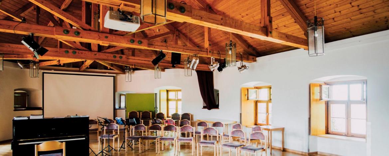 Rehearse in Waldmünchen
