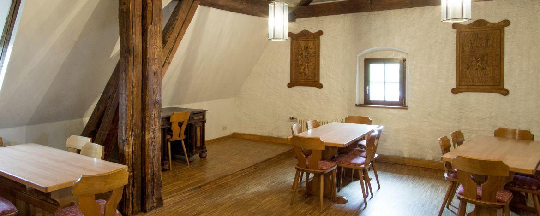 Proben Burg Wernfels