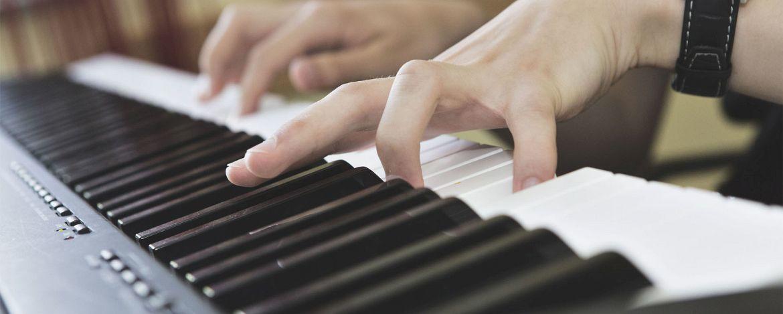 Orchesterprobe in der Jugendherberge Gemünd Vogelsang