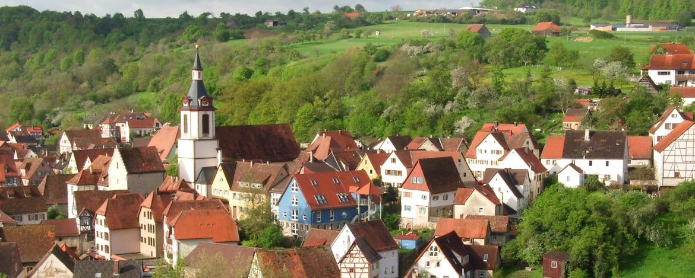 Creglingen Johannisberg