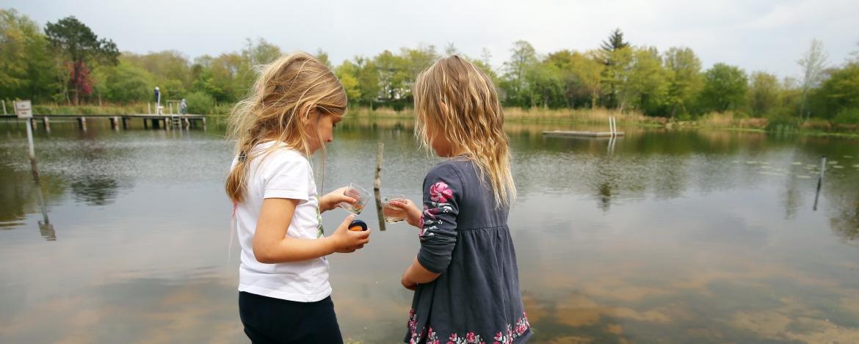Badesee an der Jugendherberge Niebüll