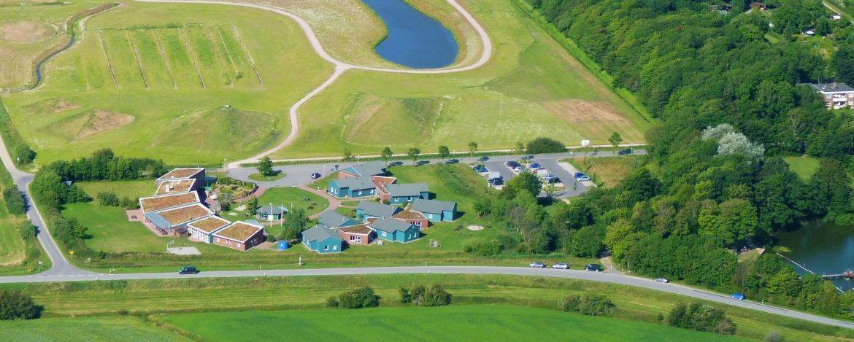 Jugendherberge Niebüll - wie ein Dorf errichtet