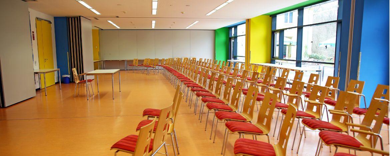 großer Seminar- und Probenraum