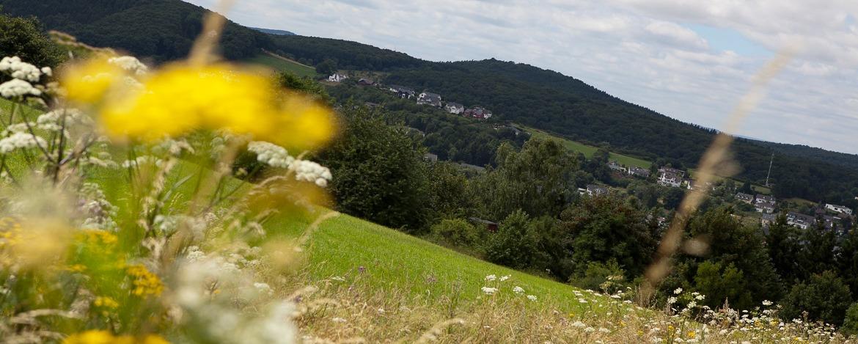 Schöne Ausblicke rund um Bad Münstereifel