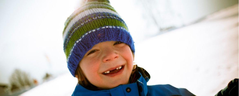 Kinderlachen ist das Schönste überhaupt