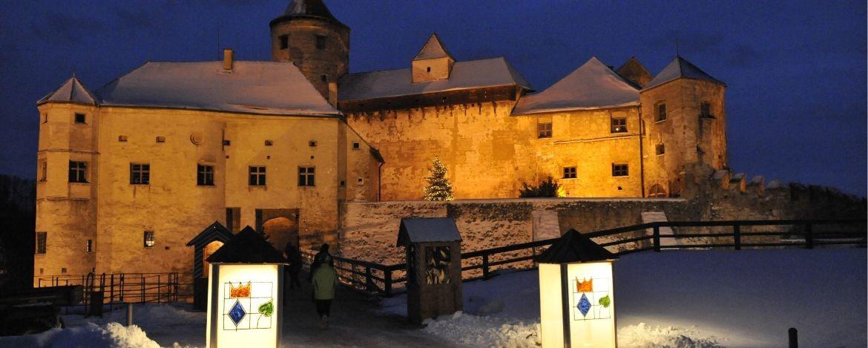 Burgweihnacht Hauptburg