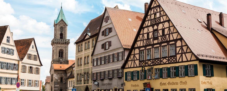 Schönste Altstadt Deutschlands (FOCUS)
